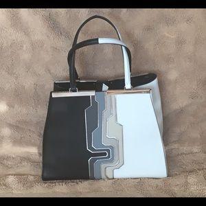 Fendi 3Jours Leather Bag